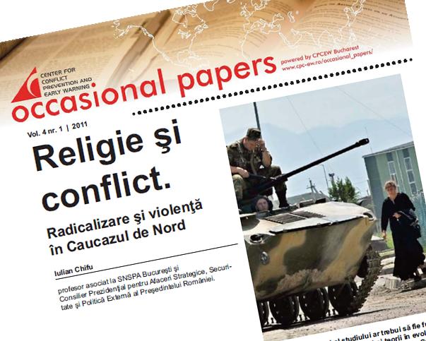 nr.1 / vol. 4 – Religie şi conflict. Radicalizare şi violenţă în Caucazul de Nord