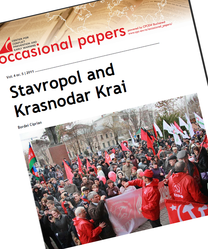 nr.5 / vol. 4 – Stavropol and Krasnodar Krai