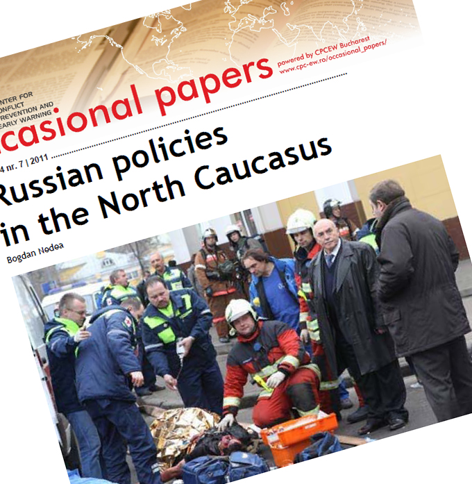 nr.7 / vol. 4 – Russian policies in the North Caucasus