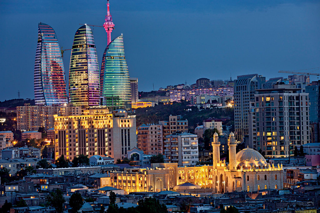 Vol. 6 nr. 5 | 2013 – Azerbaijan: an essential link on the East-West Strategic Corridor