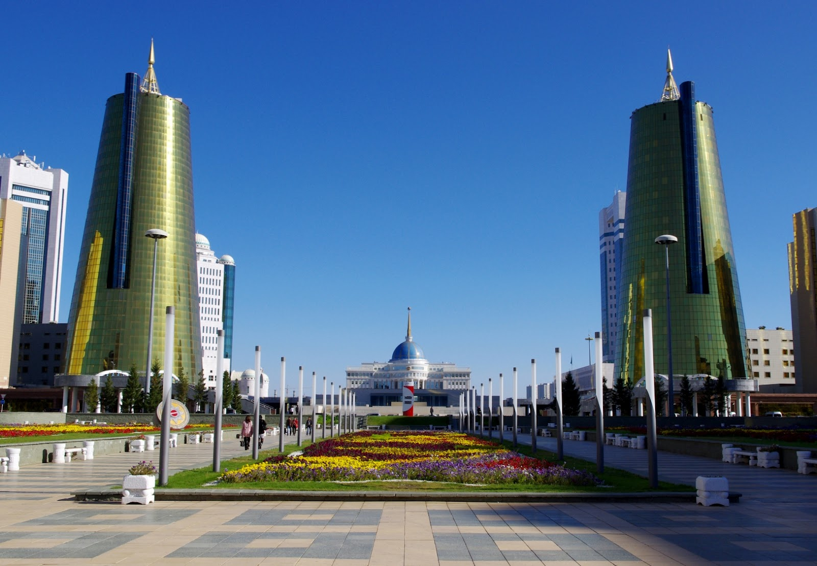 Vol. 6 nr. 7 | 2013 – Kazakhstan – a geo-strategic player in Central Asia
