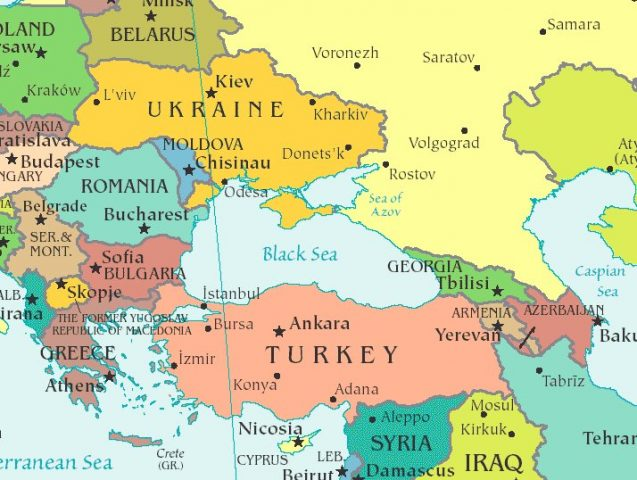 The Wider Black Sea Region in times of international Turbulence
