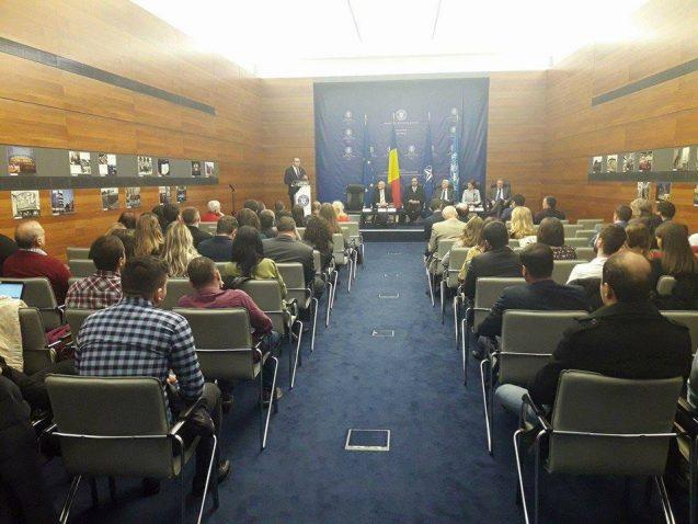 Lansare carte: Provocări la adresa edificării spațiului comunicațional comun România – Republica Moldova. Elemente de război informațional în Republica Moldova la adresa României