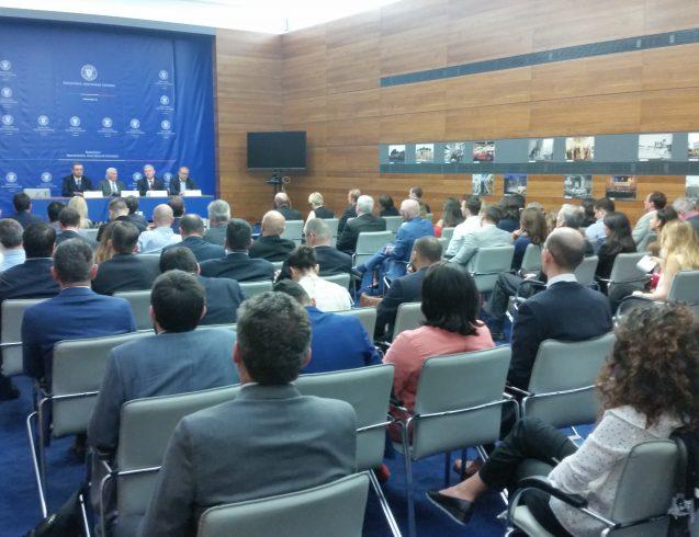 "Lansare carrte ""Prospective studies in the wider Black Sea Region"""