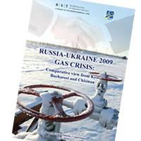 RUSSIA-UKRAINE 2009 GAS CRISIS
