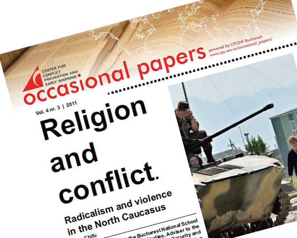 nr.3 / vol. 4 – Religion and conflict.  Radicalism and violence in the North Caucasus