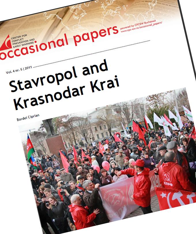 nr.5 / vol. 4 – Stavropol and Krasnodar Krai
