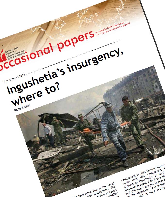 nr.6 / vol. 4 – Ingushetia's insurgency, where to?