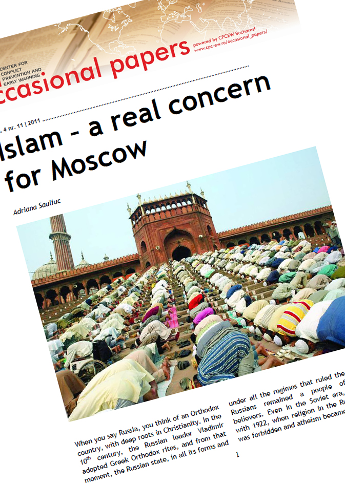 nr.11 / vol. 4 – Islam – a real concern for Moscow