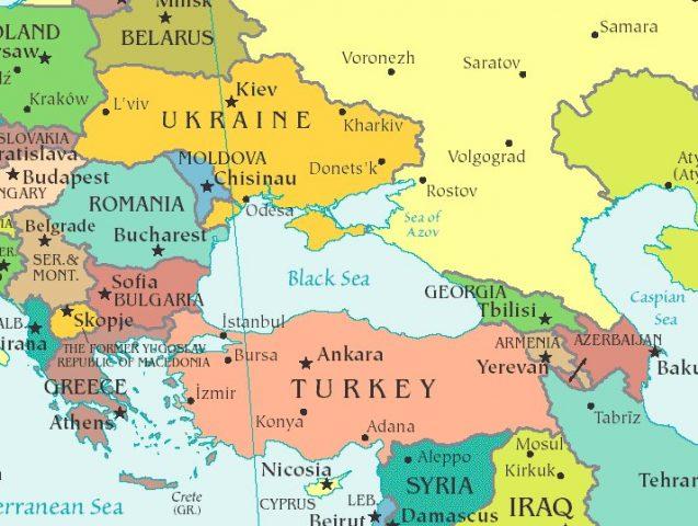 The Wider Black Sea Region in times of international Turbulence